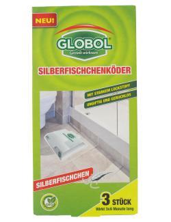 Globol Silberfischchenk�der  (3 St.) - 5099831646681