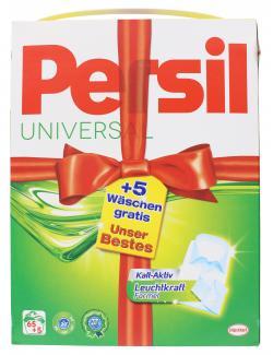 Persil Universal Pulver 65+5WL  (4,55 kg) - 4015000353267