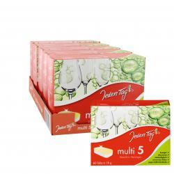 Jeden Tag 5 Multi Geschirr-Reiniger Tabs  (5 x 60 wl) - 4306188265528