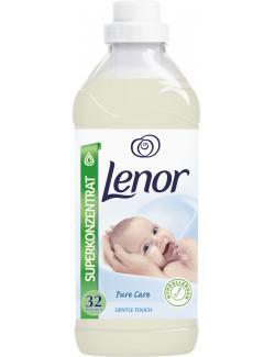 Lenor Superkonzentrat Pure Care Gentle Touch  (32 WL) - 8001090026675