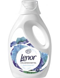 Lenor Vollwaschmittel fl�ssig Wei�e Wasserlilie  (16 WL) - 8001090076380