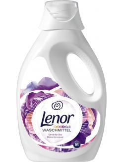 Lenor Color-Waschmittel fl�ssig Strahlendes Bl�tenbouquet  (16 WL) - 8001090076359