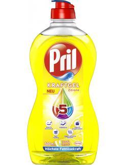 Pril Kraft Gel Doppelentkruster Zitrone  (500 ml) - 4015000962018
