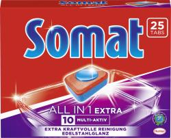 Somat 10 Extra All in 1 Tabs  - 4015000961998