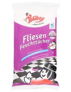 Poliboy Fliesen Feuchtt�cher  (15 St.) - 4016100521518