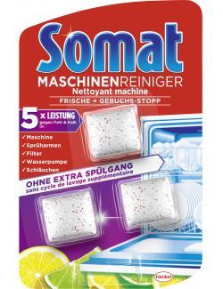Somat Maschinen Reiniger Tabs  (3 x 20 g) - 4015000961479