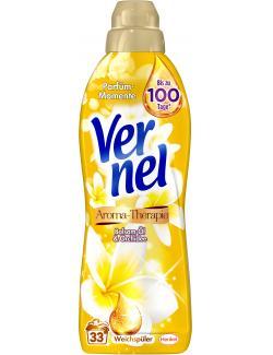 Vernel Weichspüler Aroma Therapie Balsam-Öl & Orchidee  (1 l) - 4015000961127