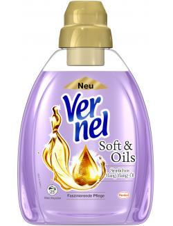 Vernel Weichsp�ler Soft & Oils Sinnliches Ylang Ylang-�l  (1 l) - 4015000961202