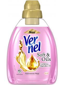 Vernel Weichsp�ler Soft & Oils Liebliches Magnolien-�l  (1 l) - 4015000961349