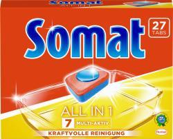 Somat 7 All in 1 Tabs  - 4015000961967