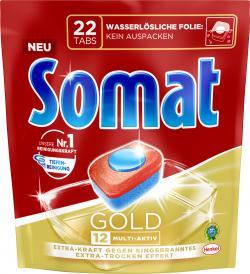 Somat 12 Gold Tabs  - 4015000961929