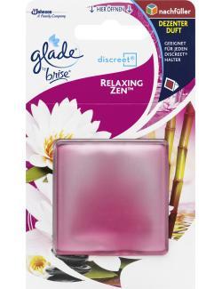 Glade by Brise Discreet Nachf�ller Relaxing Zen™  (1 St.) - 5000204744712