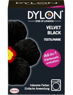 Dylon Textilfarbe Velvet Black  (350 g) - 4015000961820