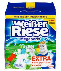 Weißer Riese Megaperls  (20 WL) - 4015000962537