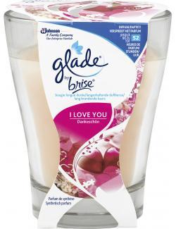 Glade by Brise Duftkerze I Love You Dankesch�n  (1 St.) - 5000204856323