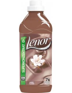 Lenor Superkonzentrat Amber Flower  (29 WL) - 4015400930808