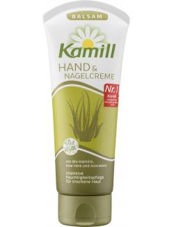 Kamill Hand & Nagelcreme Balsam  (100 ml) - 4000196020956
