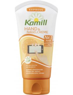 Kamill Hand & Nagelcreme express  (75 ml) - 4000196020970