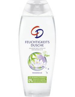CD Feuchtigkeitsdusche Wasserlilie  (250 ml) - 4000388666405