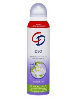 CD Deo Spray Wasserlilie  (150 ml) - 5000468000609