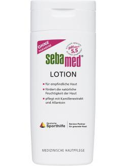 Sebamed Lotion  (200 ml) - 4103040306012