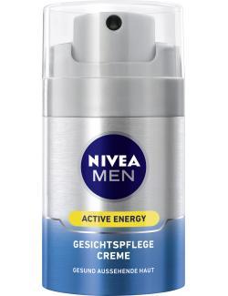 Nivea Men Active Energy Gesichtspflege Creme  (50 ml) - 4005808223763