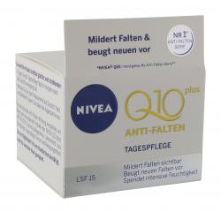 Nivea Q10 Plus Anti-Falten Tagespflege  (50 ml) - 4005808198832