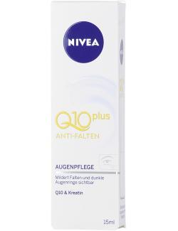 Nivea Q10 Plus Anti-Falten Augenpflege  (15 ml) - 4005808198740