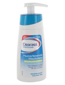 Clearasil Stayclear hautverfeinernde Waschcreme  (150 ml) - 4002448044123