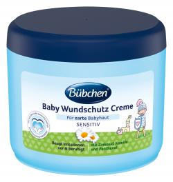 B�bchen Baby Wundschutz Creme  (500 ml) - 4053800002459