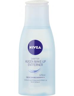 Nivea Sanfter Augen Make-Up Entferner  (125 ml) - 4005808195237