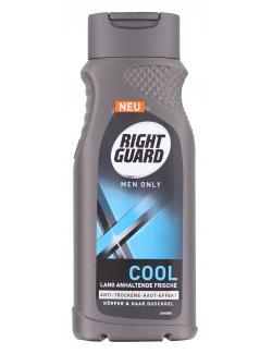 Right Guard Xtreme Cool K�rper & Haar Duschgel  (250 ml) - 4015000546188