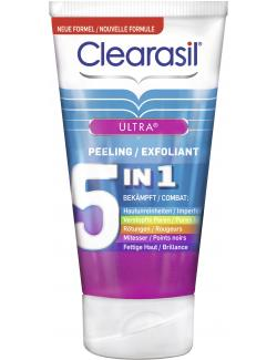 Clearasil Ultra 5in1 Peeling  (150 ml) - 4002448044796