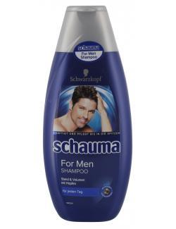 Schwarzkopf Schauma For Men Shampoo  (400 ml) - 4015000531597
