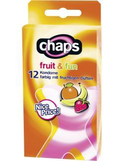 Chaps Kondome Fruit & Fun  (12 St.) - 4044571221248