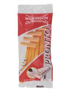 Wilkinson Sword Pronto Einweg-Rasierer  (5 St.) - 4027800018420