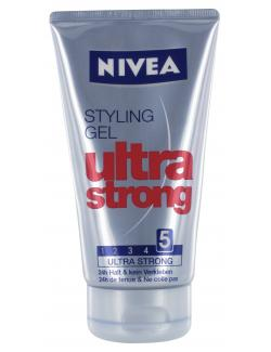 Nivea Styling Gel ultra strong  (150 ml) - 4005808868216