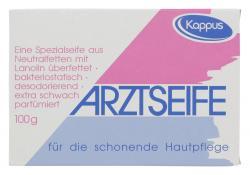 Kappus Arztseife  (100 g) - 4012758910209