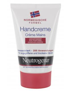 Neutrogena Handcreme unparf�miert  (50 ml) - 3574660260038
