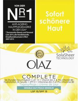 Olaz Complete Tagespflege  (50 ml) - 5000174453058