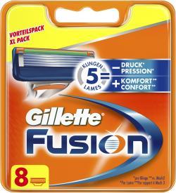 Gillette Fusion Klingen  (8 St.) - 7702018383481