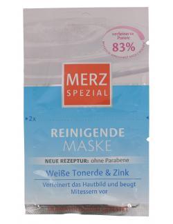 Merz Spezial Reinigende Maske  (2 x 7,50 ml) - 4008491119559