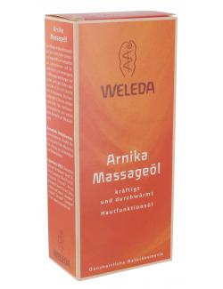 Weleda Arnika Massageöl  (100 ml) - 4001638099226