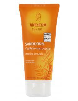 Weleda Sanddorn Vitalisierungsdusche  (200 ml) - 4001638088282