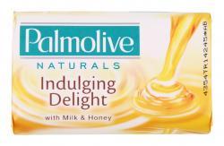 Palmolive Naturals Indulging Delight Milch & Honig Seife  (90 g) - 8003520033062