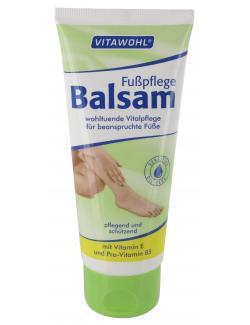 Vitawohl Fu�pflege Balsam  (100 ml) - 4009737306962
