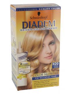 Schwarzkopf Diadem Seiden-Color-Creme N20 honigblond  (142 ml) - 4015000543378