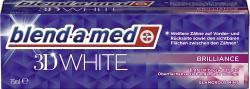 Blend-a-med 3D White Brilliance  (75 ml) - 4015600755256