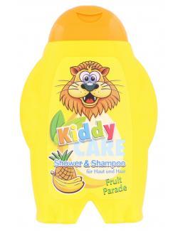Colutti Kiddy Care Shower & Shampoo Fruit Parade  (300 ml) - 4009737384663