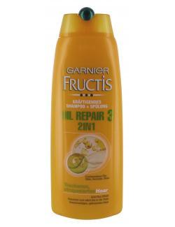 Garnier Fructis Oil Repair 3 2in1 Shampoo + Sp�lung  (250 ml) - 3600541013490